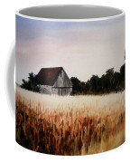 White For Harvest Coffee Mug