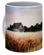 White For Harvest Coffee Mug