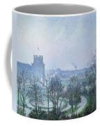 White Frost Jardin Des Tuileries Coffee Mug