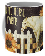 White Horse Farms Vermont Coffee Mug