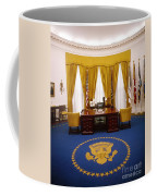 White House: Oval Office Coffee Mug