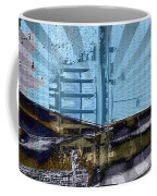 White House To The Moon Coffee Mug