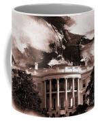 White House Washington Dc Coffee Mug