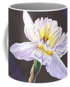 White Jonquil Coffee Mug