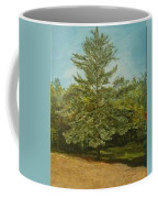 White Lake Coffee Mug by Leah  Tomaino