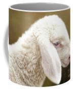 White Lashes Coffee Mug