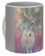 White Lilacs Coffee Mug