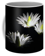 White Lillies Coffee Mug
