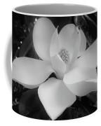 White - Magnolia - Beauty Coffee Mug