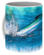 White Marlin -  From The Outer Banks Of North Carolina To Cape M Coffee Mug