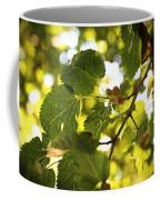 White Mulberries Coffee Mug
