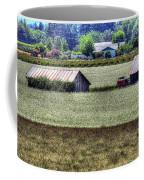 White Mustard Sheds 1584 Coffee Mug