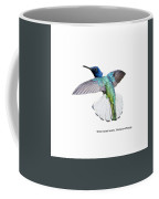 White Necked Jacobin Trinidad Coffee Mug