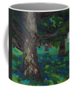 White Oak Shadows Coffee Mug