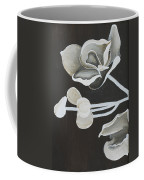 White Orchid First Section Coffee Mug