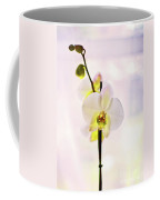 White Orchid V2 Coffee Mug