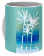 White Palms Coffee Mug