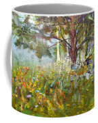 White Pine Coffee Mug