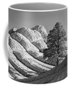 White Pocket Coffee Mug