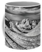 White Pocket Pano Bw Coffee Mug