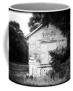 White Post Coffee Mug
