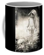 White Rabbit Coffee Mug by Bob Orsillo