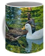 White Reflection Coffee Mug