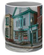 White River Junction Street Coffee Mug