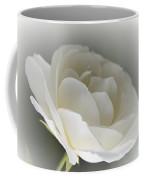 white Rose -1- Coffee Mug
