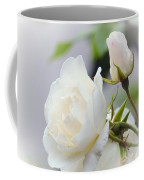 white Roses -2- Coffee Mug