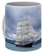 White Sails Coffee Mug