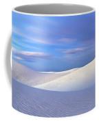 White Sands National Monument, Sunset Coffee Mug