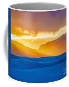 White Sands Sunset 2 Coffee Mug