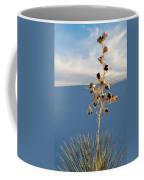 White Sands Yucca Coffee Mug