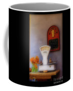 White Scale Coffee Mug