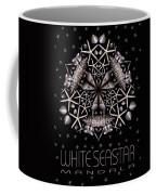 White Seastar Coffee Mug