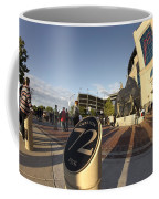 White Sox Fans Before A Game Coffee Mug