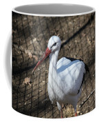 White Stork Coffee Mug