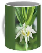 White Thunia Coffee Mug
