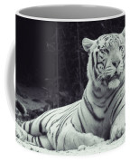 White Tiger 16 Coffee Mug