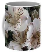 White Tiger Azalea Coffee Mug