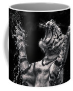 White Tiger Featured In Greece Exhibition Coffee Mug