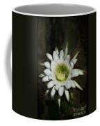 White Torch Cactus  Coffee Mug