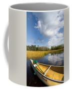 White Tower Coffee Mug by Debra and Dave Vanderlaan