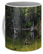 White Trees Of Gondor Coffee Mug