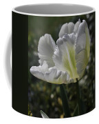 White Tulip 1 Coffee Mug