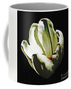White Tulip Coffee Mug