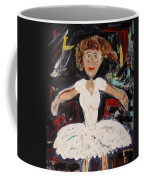 White Tutu Coffee Mug