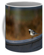 White Wagtail 1 Coffee Mug
