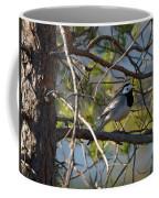 White Wagtail 2 Coffee Mug